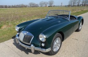 MG A Roadster '58