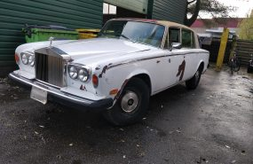 "Rolls royce ""Silver Cloud II"" '79"