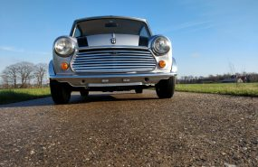 "Austin Mini '86 "" Ritz edition"""