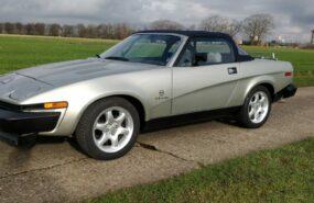 Triumph Tr8 '79
